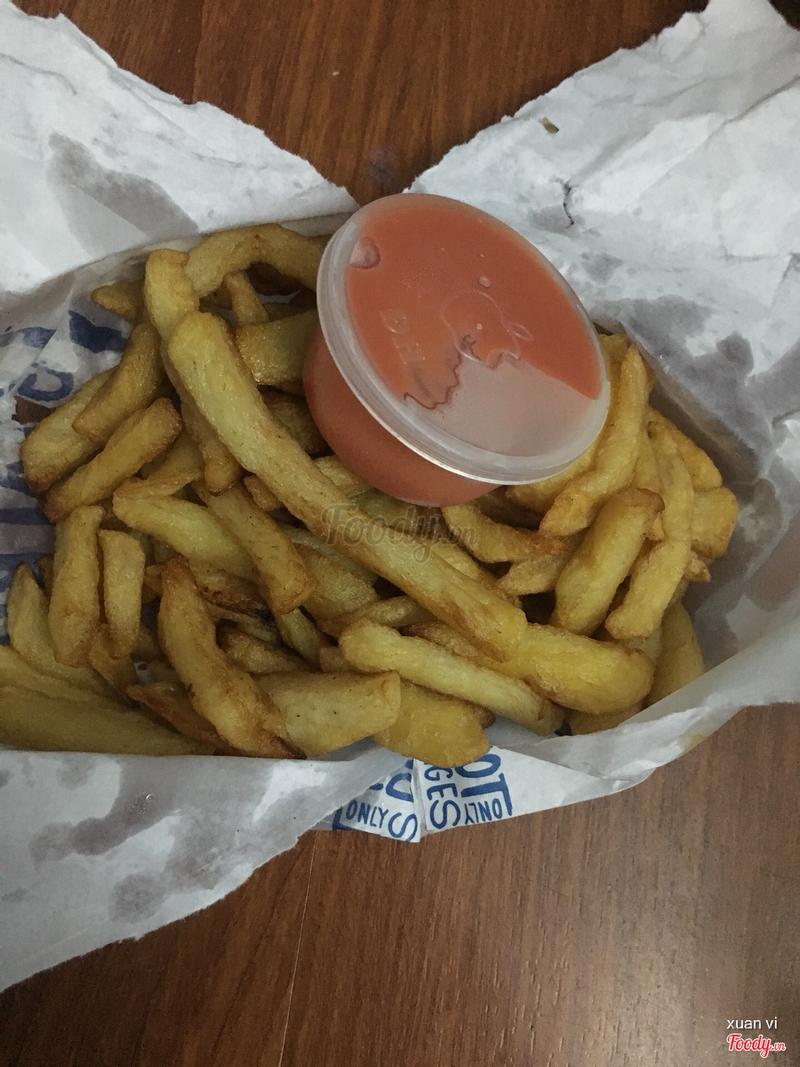khoai tây hấp