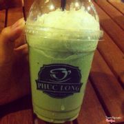 Green tea ice blend
