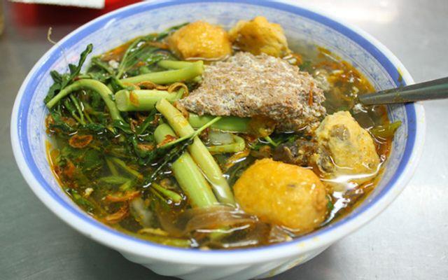Phú Hà - Bánh Đa Cua, Lẩu Cua Đồng - Đặc Sản Hải Phòng