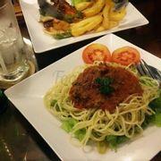 Mỳ Ý và nui bò !!