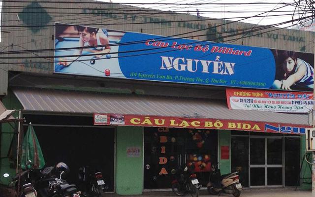 CLB Billiards Nguyễn