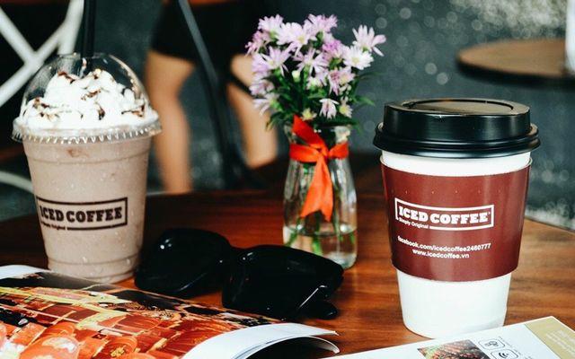 Iced Coffee - Nguyễn Thiện Thuật