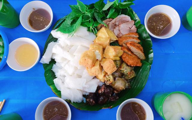 Bún Đậu Phố - Phú Đô