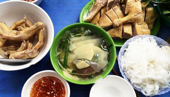 Bún Ngan Chặt - Phùng Hưng