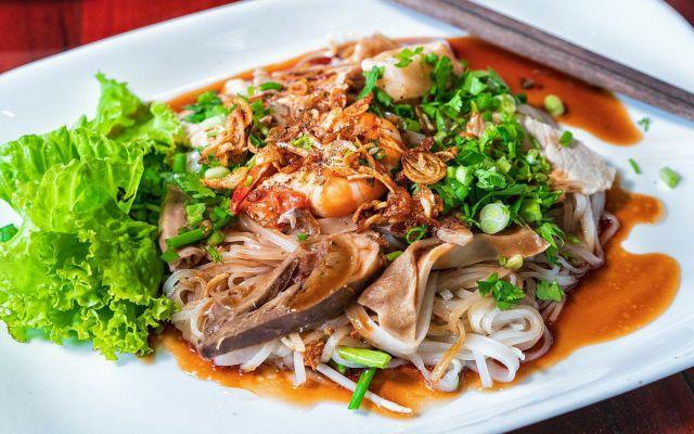 Sadec Quán - Hủ Tiếu & Bánh Tằm - Nguyễn Đình Chiểu