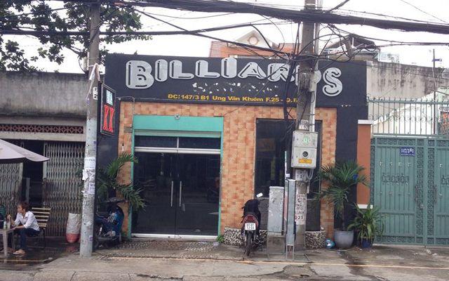CLB Billiards KK - Ung Văn Khiêm
