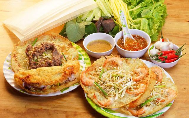 Bánh Xèo Tôm Nhảy Thanh Diệu - Nguyễn Thị Nhỏ