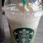 Greentea frappuccino