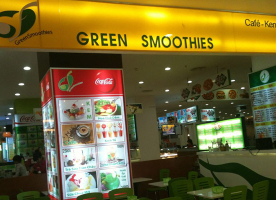 Green Smoothies Cafe - Royal City