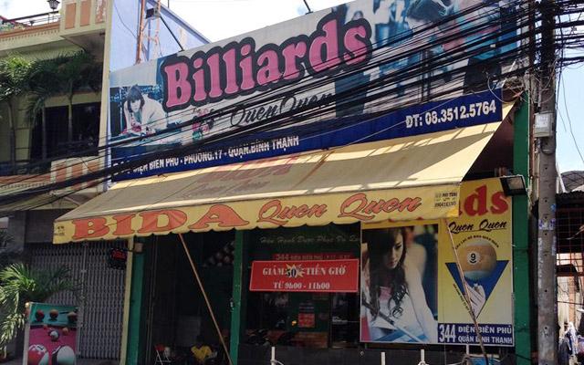 Billiards Quen Quen
