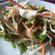 Salad, Part of Combo 295,000 Set