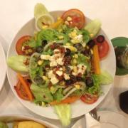 Alfresco special salad