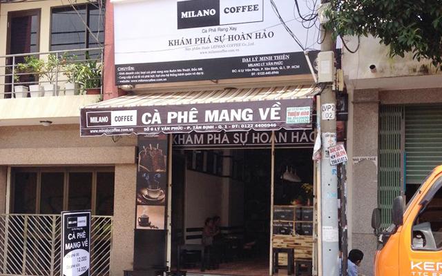 Milano Coffee - Lý Văn Phức
