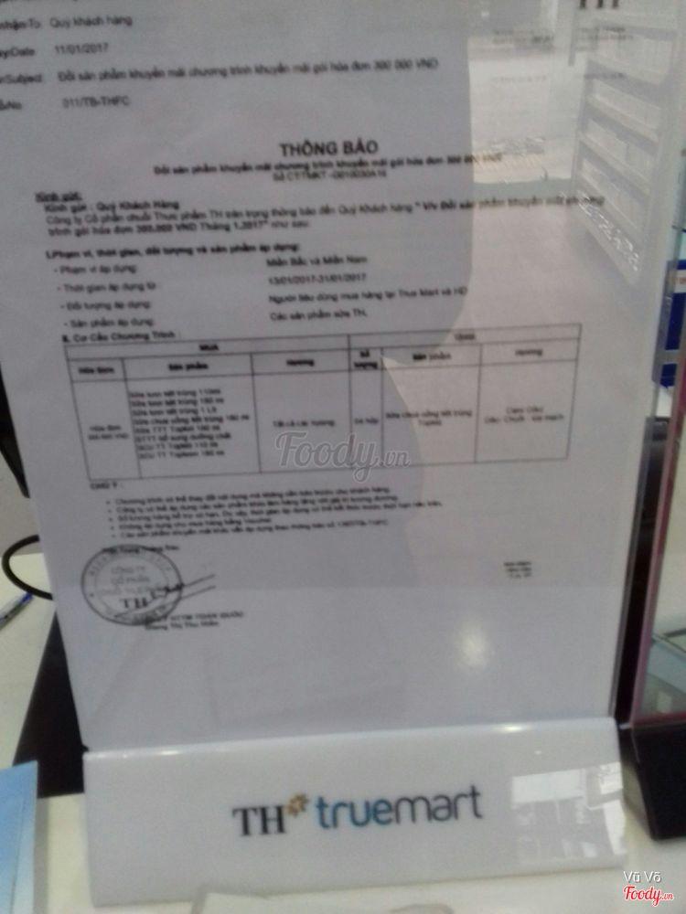 TH True Mart - Trần Bình Trọng ở TP. HCM