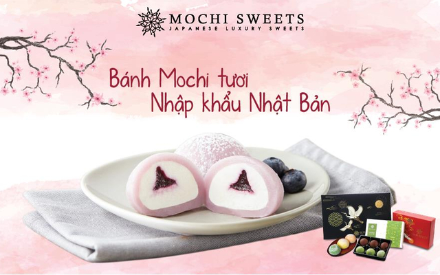 Mochi Sweets - Gigamall