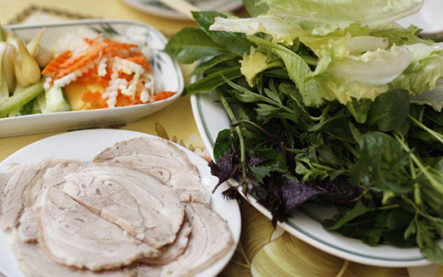 Bánh Tráng Thịt Heo Phú Cường - Yết Kiêu