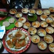 toàn cảnh bàn ăn :))