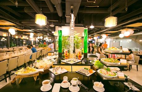 Hoàng Yến Buffet - Vincom Center