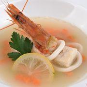 súp hải sản tại com nieu sai gon