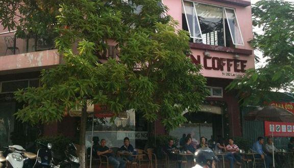 Trung Nguyên Coffee - Lạc Long Quân