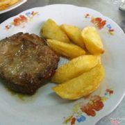 Bò khoai tây