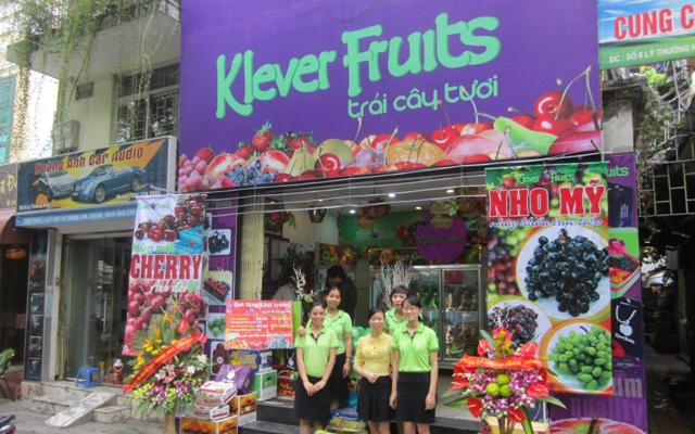 Klever Fruits - Trái Cây Tươi - Lý Thường Kiệt