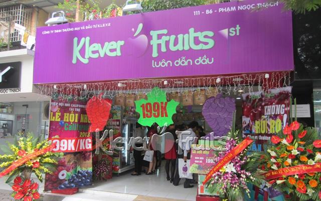 Klever Fruits - Trái Cây Tươi - Phạm Ngọc Thạch