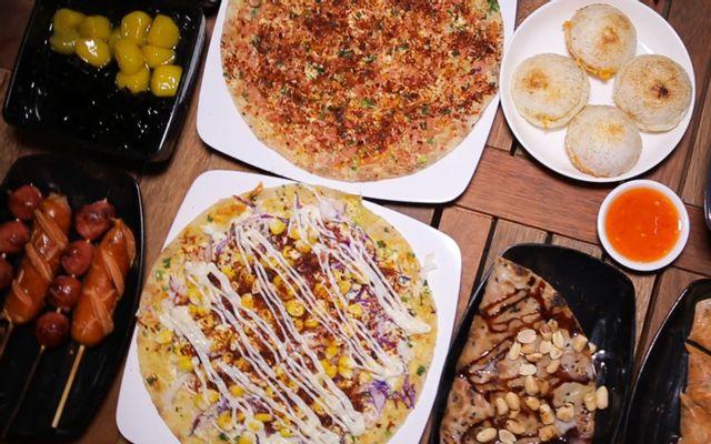 Góc Đà Lạt - Ăn Vặt & Bánh Tráng Nướng