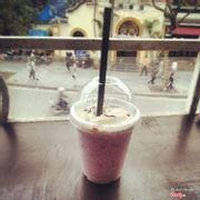 blueberry ice-blended