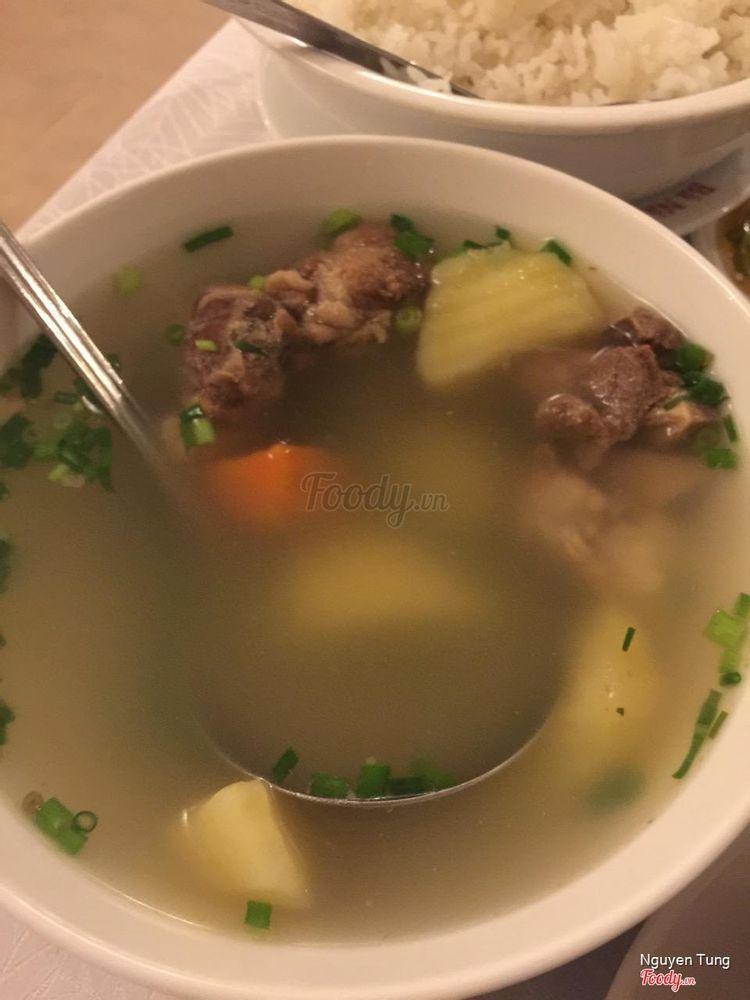 Soup sườn