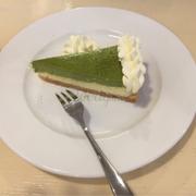 Cheesecake trà xanh