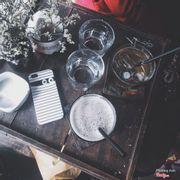 Trà nhài và trà bạc hà :)))