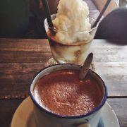 Cacao, cafe dừa