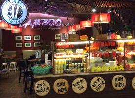 Bamboo Coffee & Food - Royal City