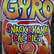 Bịch snack phô mai