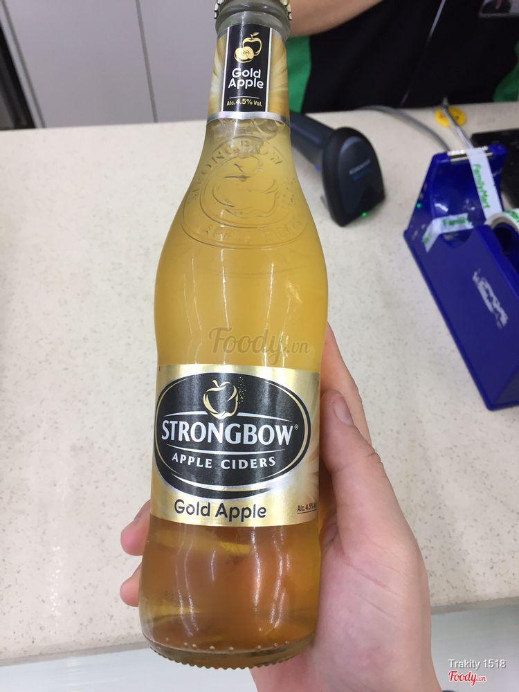 Strongbow 18k