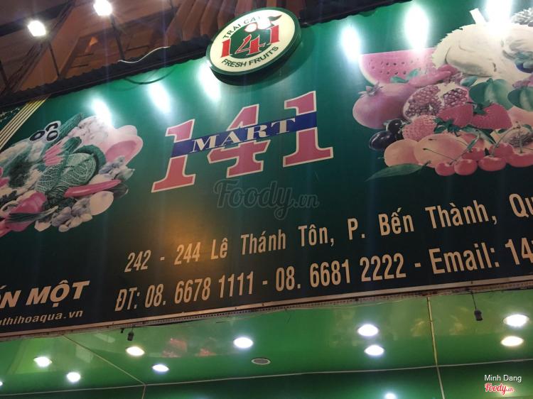 Trái Cây 141 - Lê Thánh Tôn ở TP. HCM
