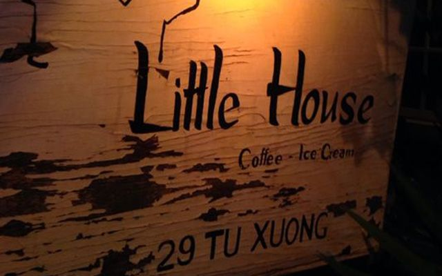 Little House Cafe - Tú Xương