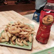 dr thanh và khoai tây chiên #drthanhmonquasuckhoe