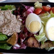 Healthy tina salad 50k