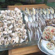 Hải sản sạch tại nhà hàng Vườn Cau!