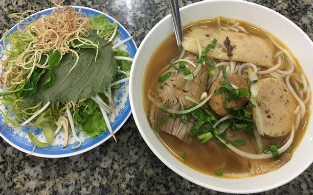 Bún Bò Sông Hương - Thoại Ngọc Hầu