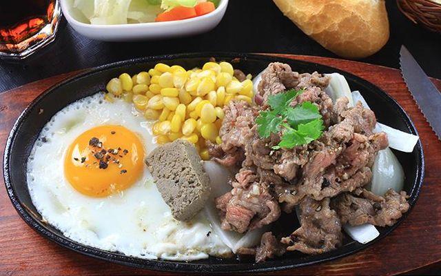 Beefsteak Hai Con Bò - Nguyễn Cư Trinh
