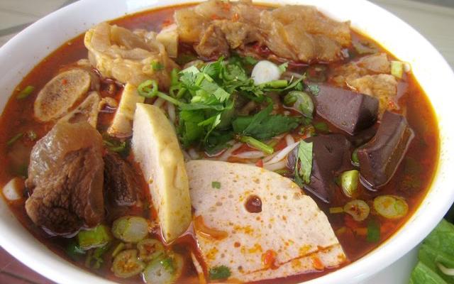 Bún Bò Xào Loan - Tuyên Quang