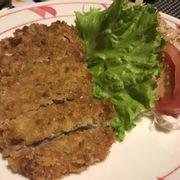 Tonkatsu thịt heo
