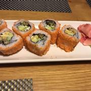 Canadian sushi
