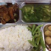 Set cơm trưa