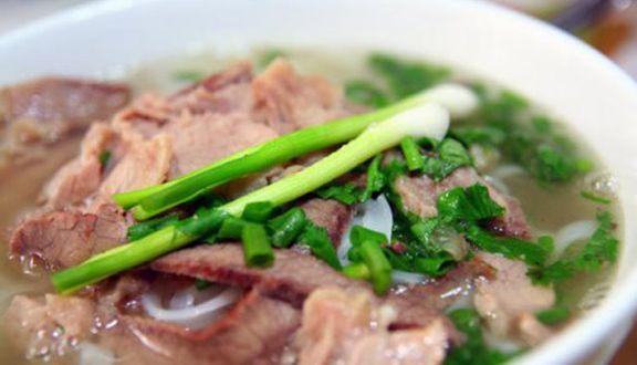 Ăn Phở Ngon Ở Nha Trang