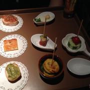 Các món ăn nhẹ