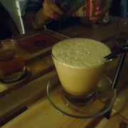 Cà phê socola Baileys